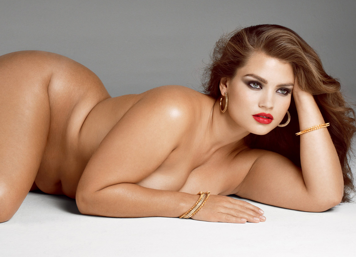 10 Incredibly Hot Women Who Are Larger Than A Size 12 -5899